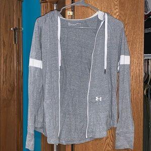 Under Amour Grey Sweatshirt